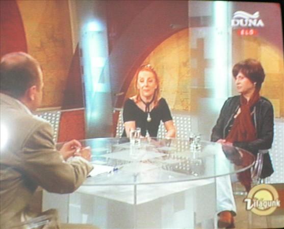 """Duna TV Világunk """"Viágdivat-divatvilág"""" [2007]"""