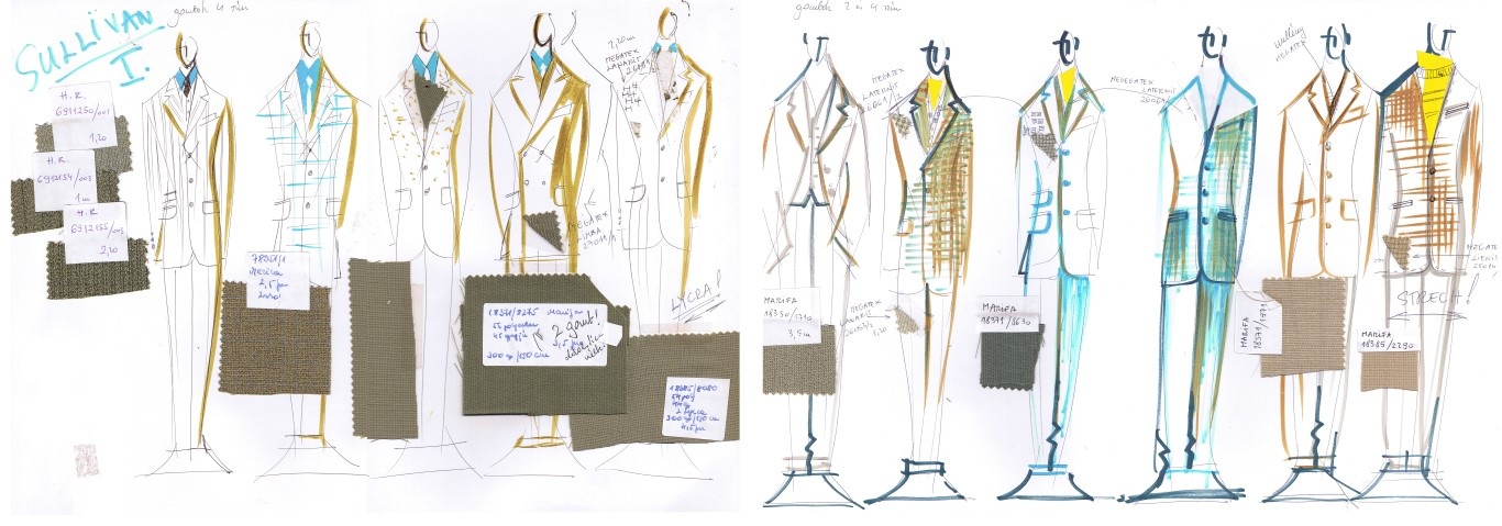 Designes Carlo Bonatti, P. Sullivan and Gentleman - ZA-KO Inc. 1991